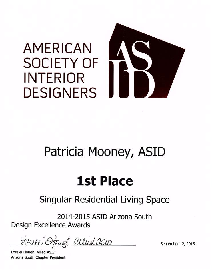 First Place Singular Residential-2015