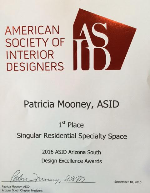 ASID Award | Designlines